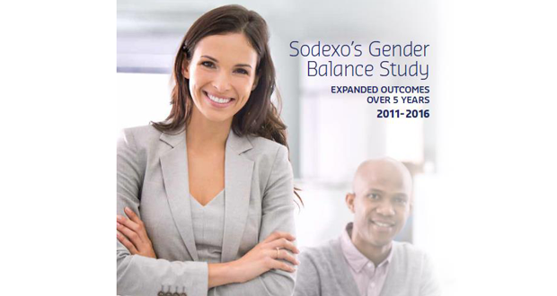 Sodexo study finds teams with gender diversity achieve