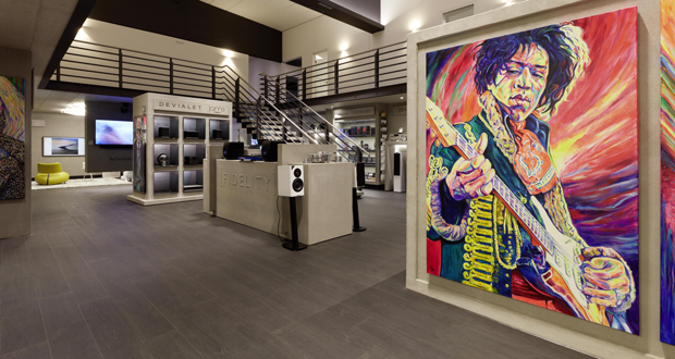 Altro Ensemble hits perfect note for music store - FMJ